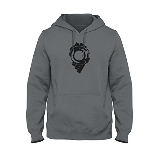 Section 9 Logo Ghost In The Shell Hoodie