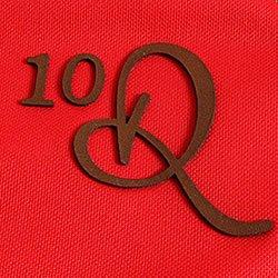 Nike Fußball Shirt Tiempo 10R rot