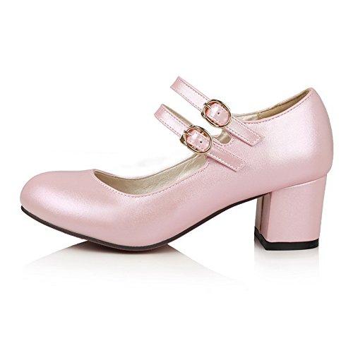 BalaMasaApl10064 - Sandali con Zeppa donna Pink