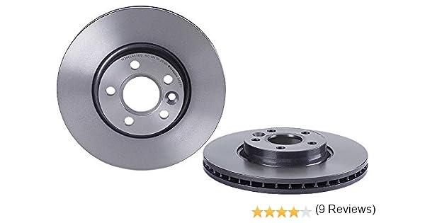 Disco Freno Anteriore con verniciatura UV Brembo 09.A427.11 Set di 2 dischi