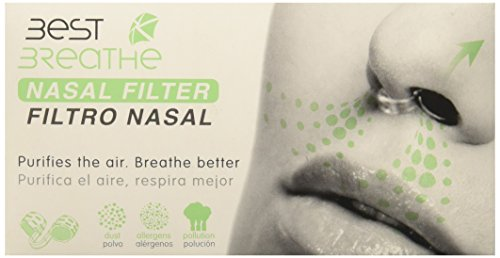 Filtro Nasal BEST BREATHE