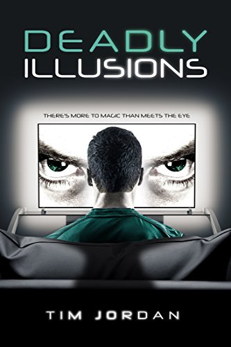 Book cover image for Deadly Illusions: There's More To Magic Than Meets The Eye
