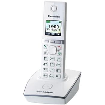 Panasonic KX-TG8051 Téléphones Sans fil Ecran