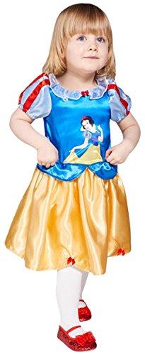 amscan DCPRSWG03 7 Zwerge Kinderkostüm Prinzessin Schneewittchen, 62-68 - 7 Zwerge Kostüm Baby