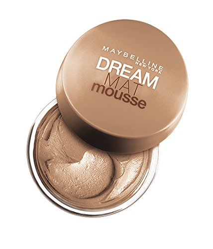 Maybelline New York Dream Mat Mousse