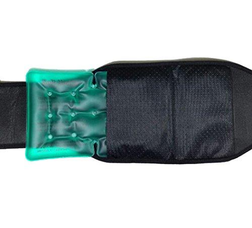 Wiederverwendbares Wärmekissen / Heizkissen (Großpackung + Gürtel für große Packung)