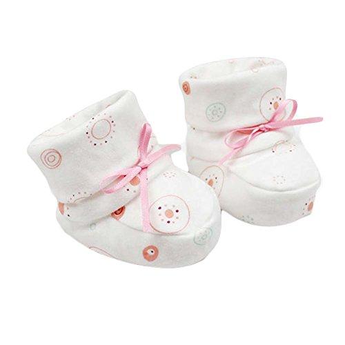 White Double Layer Baumwolle Soft Sole Baby Schuhe Cute Baby Schuhe Junge Mädchen Schuhe - Koala Für Mädchen Baby-schuhe