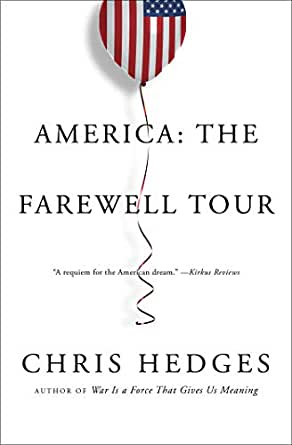 America The Farewell Tour English Edition Ebook Chris