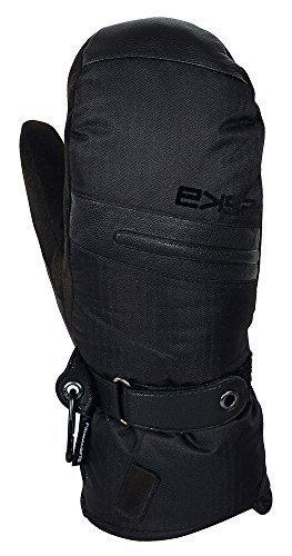 Eska Black Hawk Skihandschuh Winterfäustling unisex schwarz / 3050ZA-005 (11)