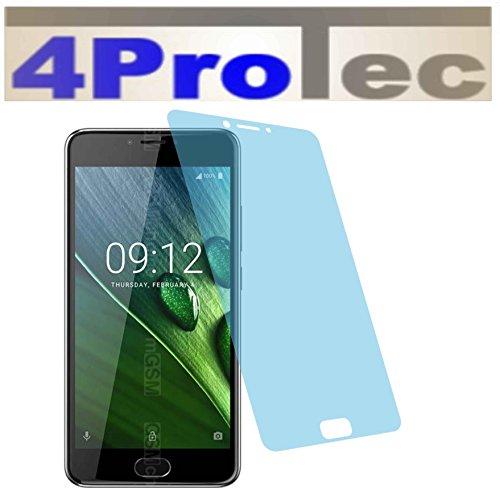 4ProTec 2X ANTIREFLEX matt Schutzfolie für Acer Liquid Z6 Plus Premium Bildschirmschutzfolie Displayschutzfolie Schutzhülle Bildschirmschutz Bildschirmfolie Folie