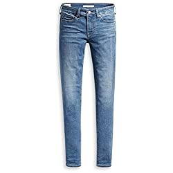 Pantal n Vaquero Levis 711 All Play 2930 Azul