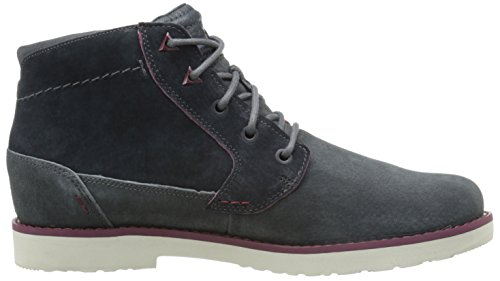 Teva Durban, Derby Homme Gris (Dark Shadow)