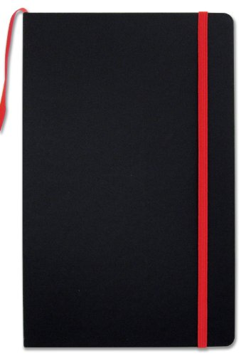bookfactory-black-banded-journal-banded-diary-192-pages-black-cover-525-x-827-jou-192-ccs-k