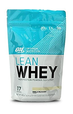 Optimum Nutrition Lean Whey Protein Powder, 465 g - Vanilla from Optimum Nutrition
