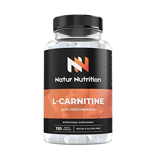 L-Carnitina, suplemento deportivo quemagrasas, ayuda perdida de peso, aumento de resistencia,...