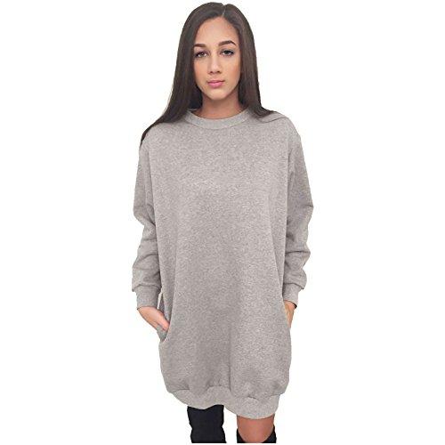 Horizon Bay - Sweat-shirt - Femme Gris