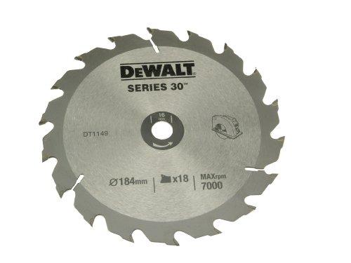 DEWALT DT1156-QZ - HOJA PARA SIERRA CIRCULAR PORTATIL PARA CONSTRUCCION 235X30MM 24D ATB +20º