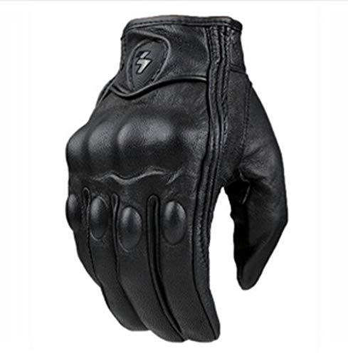 Preisvergleich Produktbild Motorradhandschuhe Touchscreen wasserdichte Motorradhandschuhe Vollfinger Motocross Handschuhe zum Klettern Wandern Jagd Outdoor Sport