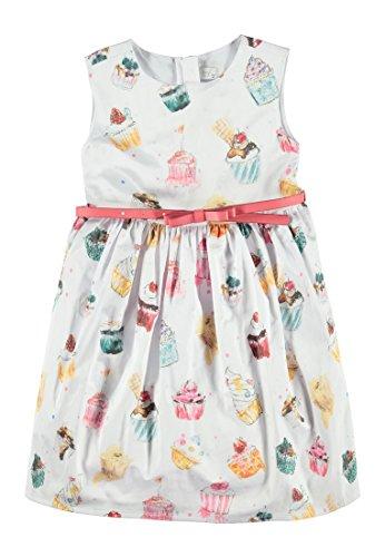 en Kleid o. Arm, Mehrfarbig (Allover 0003), 104 (Mädchen Cupcake-kleid)