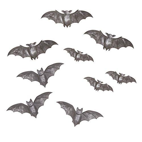 Martha Stewart 30034329 Papierschläger-Silhouette Dekoration Halloween Dekor