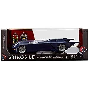 NJ Croce Batman Animated Series-Batmobile W 2 Bendables