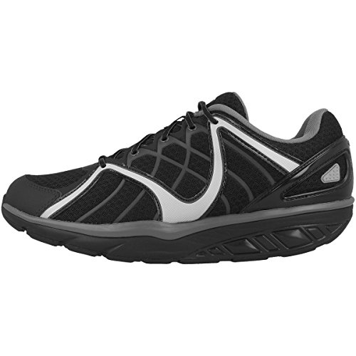MBT Jahi Sport Neutral Women Schuhe black-castlerock - 37