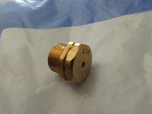 laiton à gaz Injecteur 170r