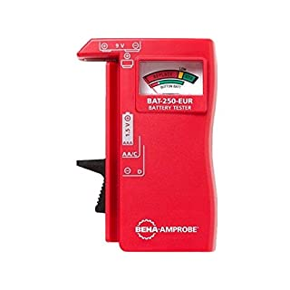 BEHA AMPROBE bat-250-eur–Akku-Tester Analysator