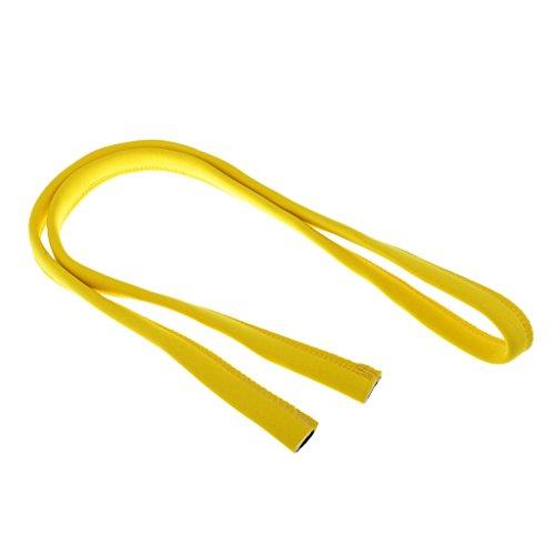 Sharplace Isolierter Neopren Trinkschlauch Abdeckung Cover Hülle - Gelb
