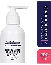 Arata Zero Chemicals Natural Hair Conditioner 200 Ml
