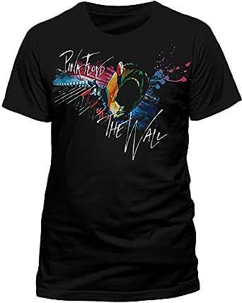 Pink Floyd Herren T-Shirt, Gr. XX-Large, schwarz