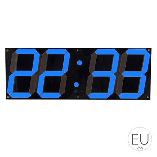 Windy5 Gran Reloj Pared Digital LED Pantalla Control