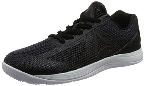 Reebok R Crossfit Nano 7.0, Zapatillas de Running Unisex, Negro (Bushin-Black/Lead/White), 42 EU M