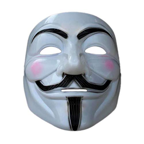 ASOSMOS Halloween Cosplay Coole V Für Vendetta Anonyme Film Adult Guy Kostüm Maske