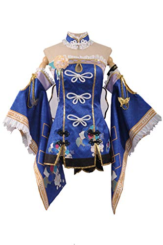 Erwachsene Für Kostüm Kanan - Love Live! School Idol Project Matsuura Kanan Cosplay Kostüm Damen Marine Angepasst