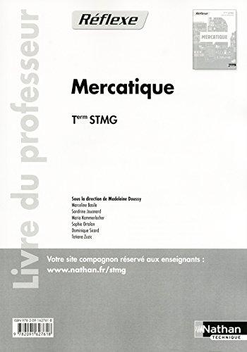 Mercatique - Tle STMG