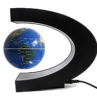 Cui Nota: potenti magneti al mondo! Non posizionarlo vicino stick del materiale informatico / USB / Media Player / altri tipi di apparecchiature elettroniche. Mondo controllato automaticamente da un computer interno. monitora continuamente la...