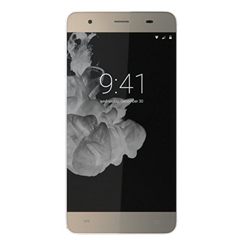Smartphone Onix S501 Gold Display IPS 5,0 HD 3G/4G...