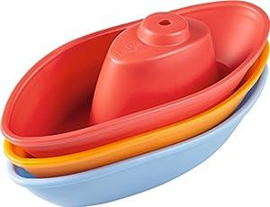Haba 302205apilables Barcos de Juego, niño juguete