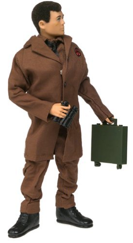 Preisvergleich Produktbild 12 GI Joe Adventure Team Undercover Agent Timeless Collection Action Figure with Kung Fu Grip Boxed Set by G. I. Joe