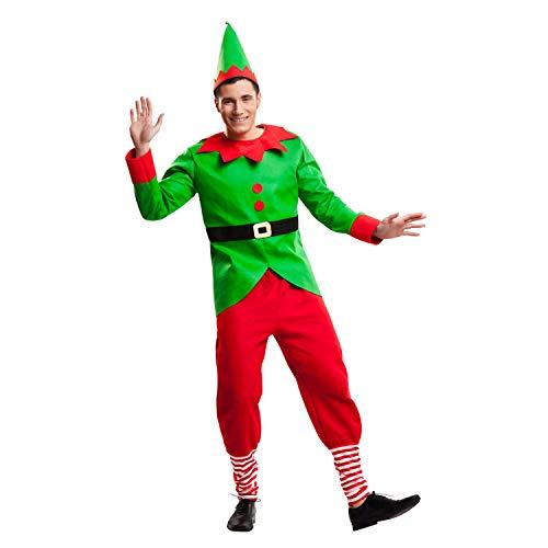 (My Other Me Herren Kostüm Elf, M-L (viving Costumes 203459))