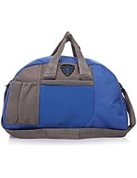 President Chase 25 Ltr Travel Duffle Bag (Blue_Medium)