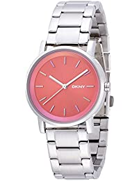 DKNY NY2267 Rot Dial Stainless Steel Women's Watch
