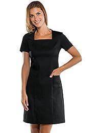 Isacco - Robe noire de service Uniforme Femme