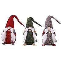Amazon.it: bambola di pezza - Decorazioni natalizie / Addobbi e ...