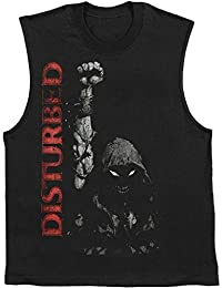 Disturbed Up Your Fist Muscle Tank Top T-Shirt