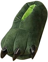 Happy Cherry - Zapatos Zapatillas Garras de Animal Traje de Disfraz para Adulto Unisex Carnaval Halloween