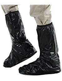 a6a6eb140e9 Ducomi Rain Man - Cubre Botas Impermeables Unisex con Suela Antideslizante  - Especial para Proteger los