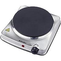 Sonashi Single Electric Hot Plate - Silver, SHP 610S