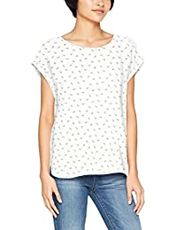 Tom Tailor Denim Printed Sporty Top, Blouse Femme